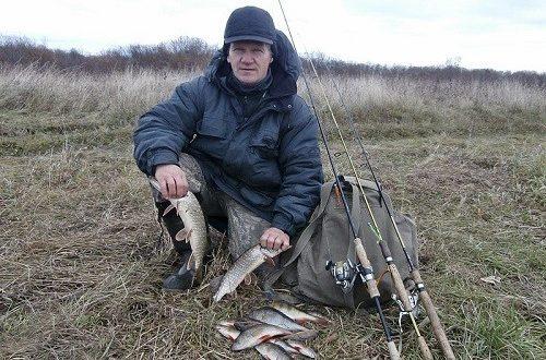 Где хищник? Ловля щуки и судака на реке осенью