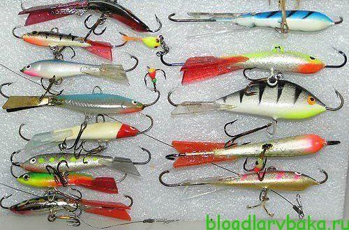 Как выбрать зимнюю блесну для рыбалки