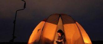 Как выбрать зимнюю палатку для рыбалки