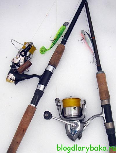 Спиннинг для ловли голавля