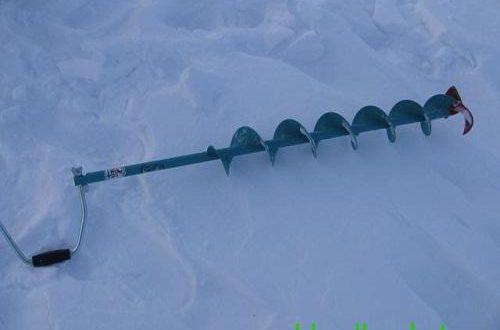 Правильный уход и ремонт ледоруба после рыбалки
