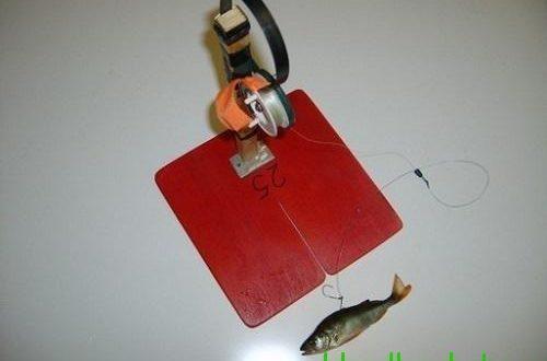 Как сделать самодельную жерлицу для ловли щуки