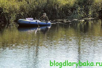ловля леща с лодки на волге